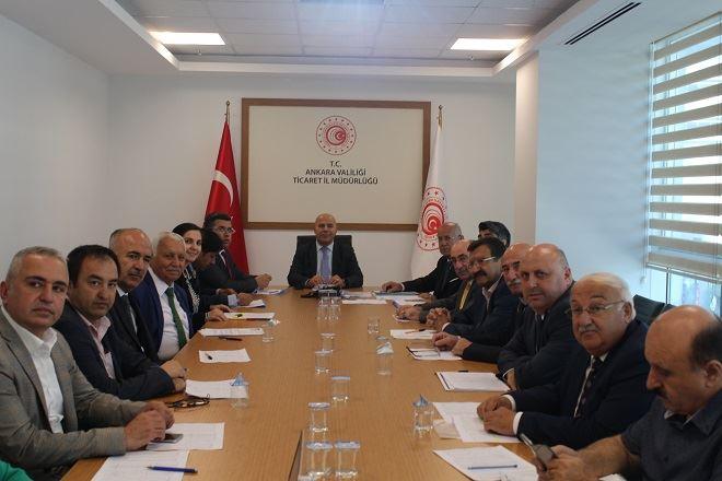 5. Mutabakat Komitesi Toplantısı Müdürlüğümüzde Yapıldı.