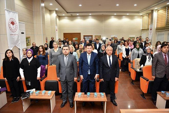 Kadın Kooperatiflerinin Güçlendirilmesi Toplantısı