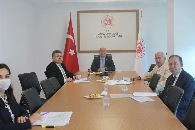 2020 Yılı Mutabakat Komitesi Müdürlüğümüzde Yapıldı.