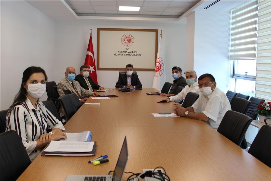 2020 Yılı 3.Mutabakat Komitesi Müdürlüğümüzde Yapıldı.